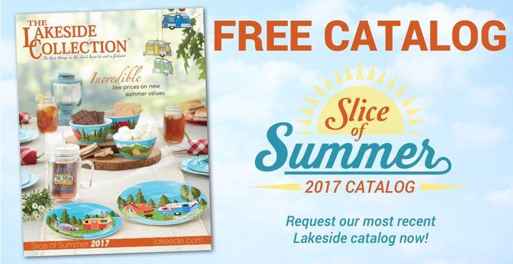 Lakeside Catalog Sign Up