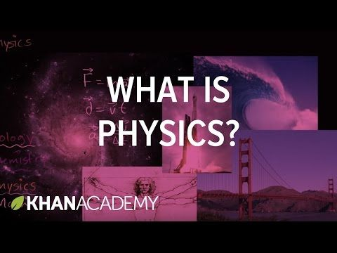 Introduction to physics | Displacement, velocity, and time | One-dimensional motion | Physics | Khan Academy