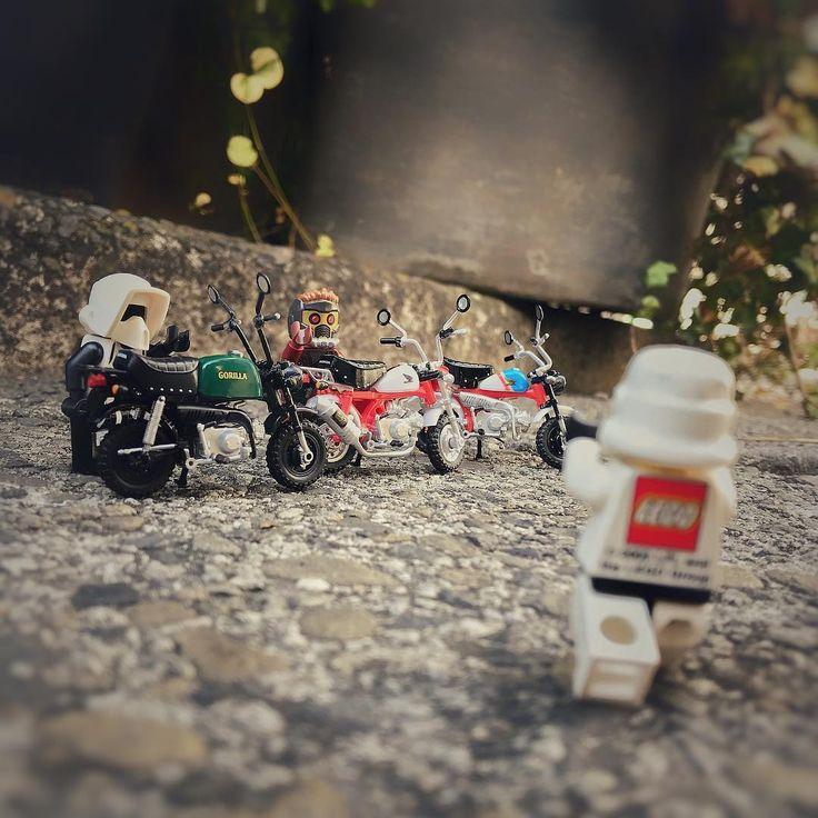 出発するぞ  #スターロード#ピータークィル#ガーディアンズオブギャラクシー#クリスプラット#ミニチュア#フィギュア#レゴ#ミニフィグ#マーベル#ストームトルーパー#スカウトトルーパー#スターウォーズ##marvel#minifig#lego#starlord#peterquill#guardiansofthegalaxy#gotg#gotgvol2#chrispratt#miniature#stormtrooper#starwars#scouttrooper