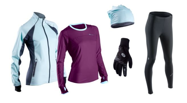 New Colors In Our Best Selling Sugoi Apparel | Women's COLDER Running Outfit | 20-40 Degrees | Fleet Feet Sports - Chicago