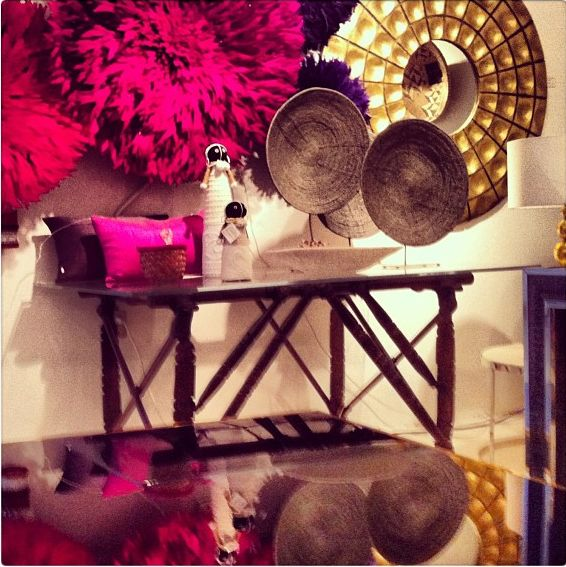 African Luxe The Juju feather headdress or Bamileke hat works beautifully as three dimensional wall art & Best 54 Juju Feather Headdresses ideas on Pinterest | Feather ...