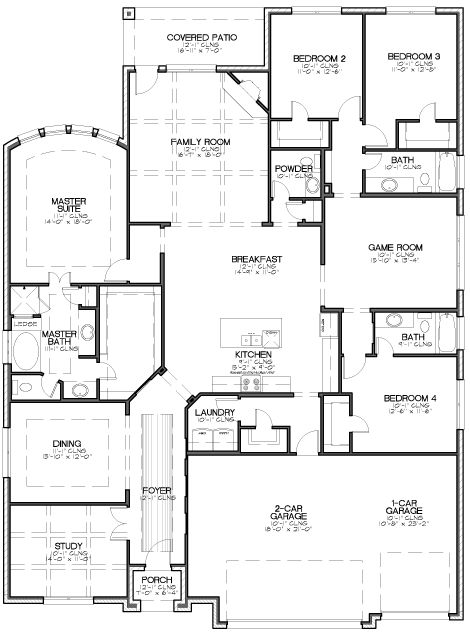 Best 25 home floor plans ideas on pinterest house floor - How much to move a 4 bedroom house ...