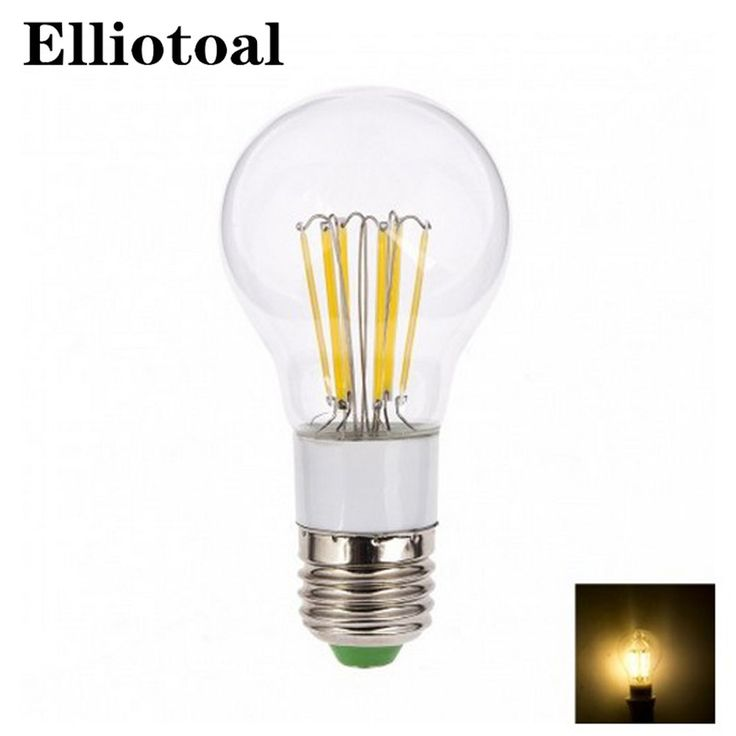 E27 led e14 cob filament 12V lamp dimmable110V/220V bulb 3w 6w e27 e14 led lamp filament housing cob corn blub e27 e14