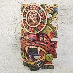 """Le calendrier maya ou """"Haab"""" est un calendrier solaire comprenant 18 mois de 20 jours chacun, plus 5 jours qui se situaient à la fin de l'année, les mayas les attribuaient aux infortunes et aux malheurs."""