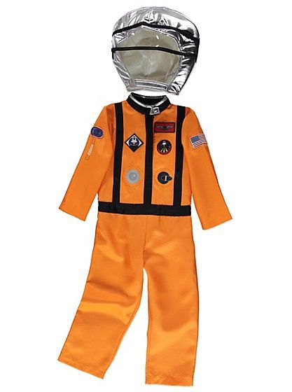 Astronaut Fancy Dress Costume, read reviews and buy online at George. Shop from our latest range in Fancy Dress. Your awesome little astronaut needs a costume t...
