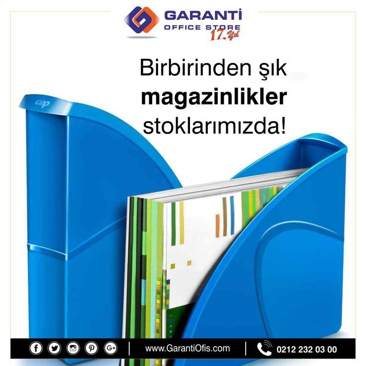 Birbirinden şık ve rengarenk kutu klasörleri (magazinlik) en uygun fiyata almanın yolu GarantiOfis.com'dan geçer.  #kutuklasor #magazinlik #dosyalamagerecleri #dosyacesitleri #garantiofis
