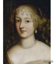 """""""Anne Ninon de l'Enclos""""    Anne """"Ninon"""" de l'Enclos also spelled Ninon de Lenclos and Ninon de Lanclos (November 10, 1620 – October 17, 1705) was a French author, courtesan and patron of the arts. At the time of her death, in 1705, Saint-Simon primly summed up her career: """"A shining example of the triumph of vice, when directed with intelligence and redeemed by a little virtue."""""""
