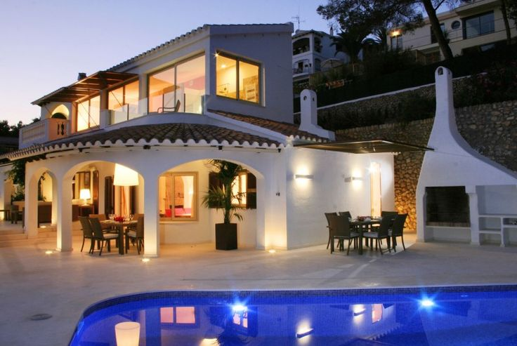 Villa Maitreya, Torre Soly, Menorca