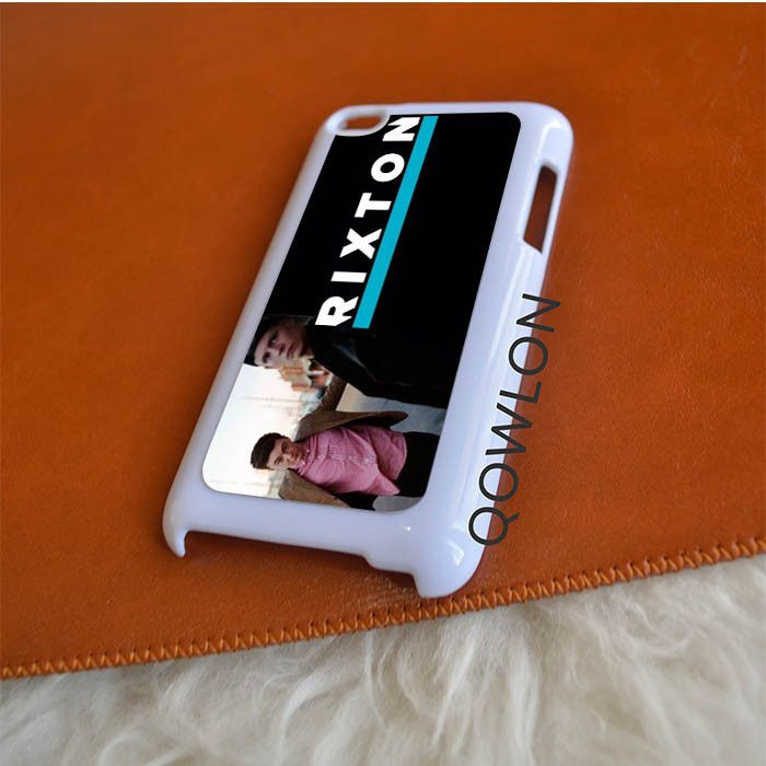 Rixton Band Logo iPod Touch 4 | 4TH GEN Case
