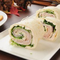 nice  http://www.recipe4living.com/recipes/wrap_it_up_with_this_simple_turkey_wrap.htm/