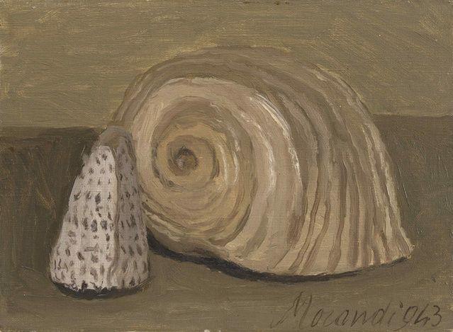 Giorgio Morandi   Still Life (1943)