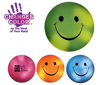 45000 ::: Mood Smiley Face Stress Ball