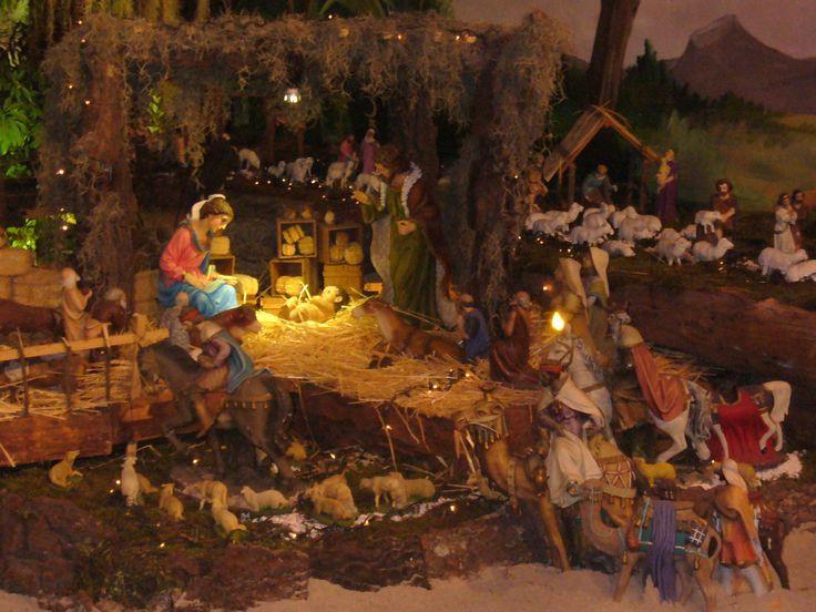 nacimientos   Nacimiento navideño mexicano
