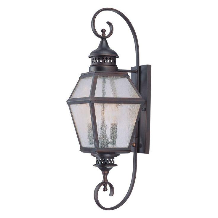 Savoy House Chiminea 5-77 Outdoor Wall Lantern - 5-773-13