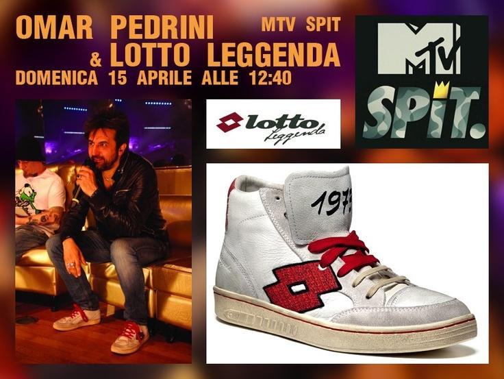 Omar Pedrini & Lotto Leggenda @ MTV SPIT