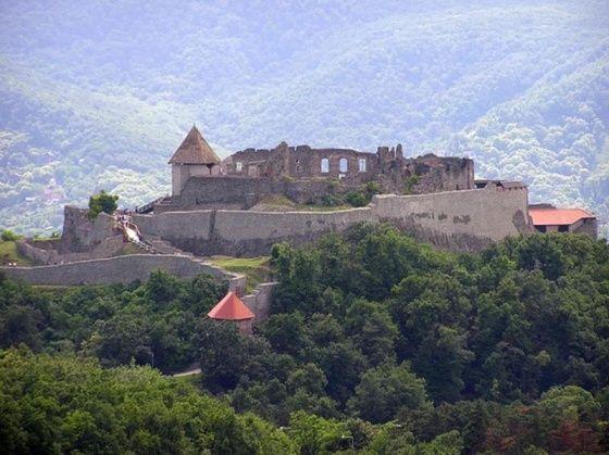 Visegrádi Fellegvár Visegrád - Visegrád castl