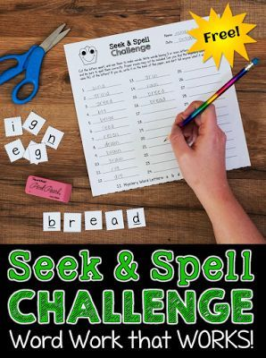 Misspelled kids writing games