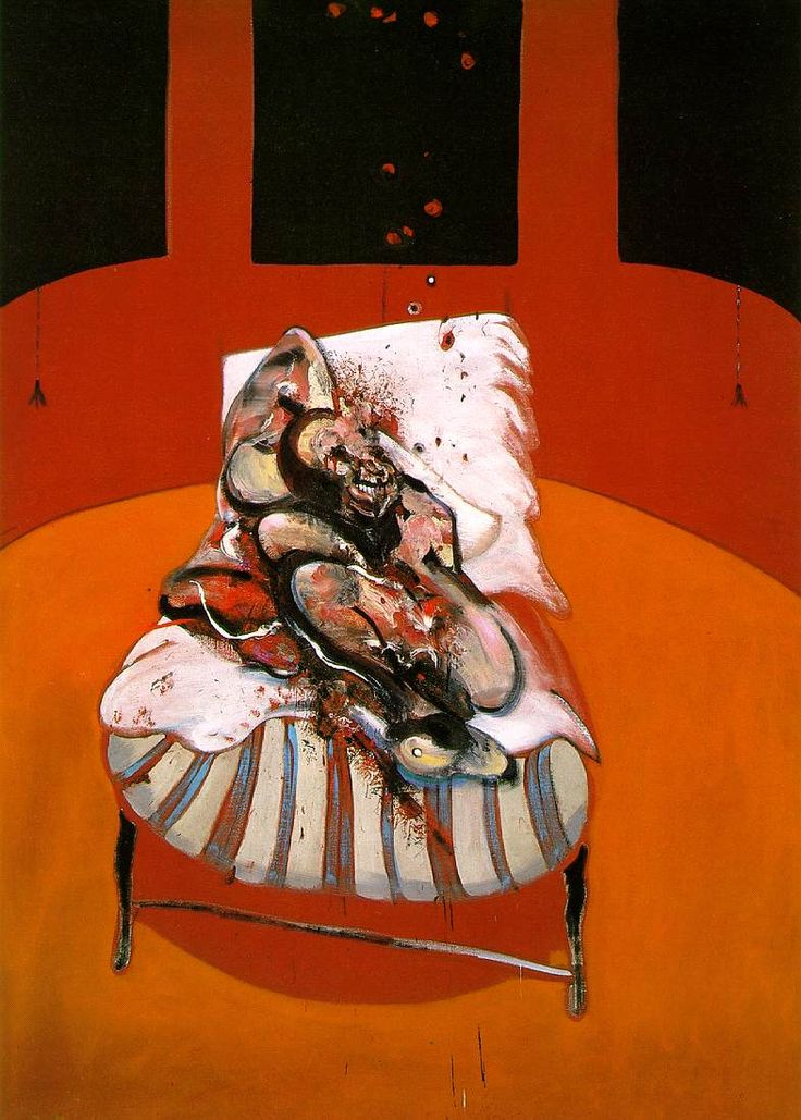 Three Studies for a Crucifixion 2 Francis Bacon, 1962