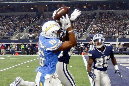 Cowboys Fall to Chargers in a Matchup of Teams Going in Different Directions