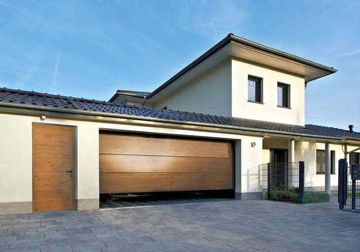 Garagen-Nebentüren - Optimal abgestimmt | Hoermann.de