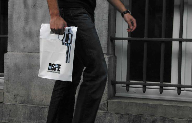 ASPE crime stories: Bag