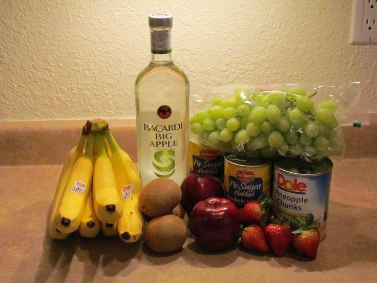 1000+ ideas about Alcohol Soaked Fruit on Pinterest   Jungle Juice ...