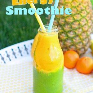 Sunburst Energy Smoothie