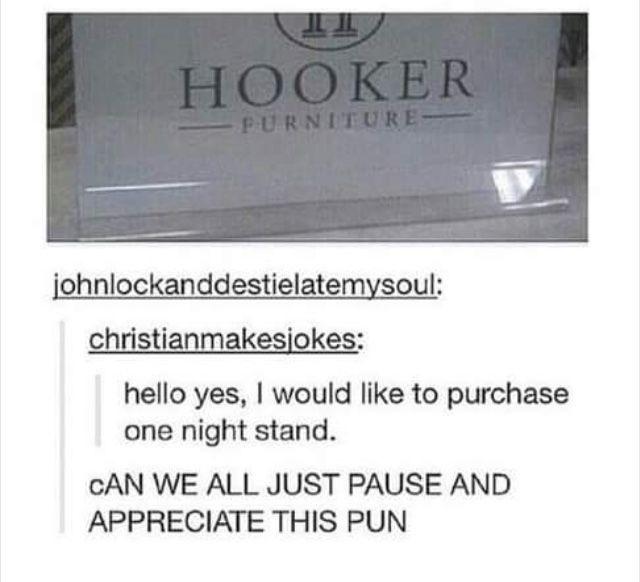 what a beautiful pun