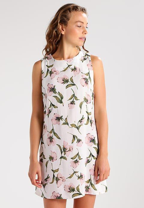 Glamorous Sukienka letnia - white vintage  za 119 zł (22.05.17) zamów bezpłatnie na Zalando.pl.