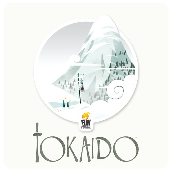 Tokaido : la montagne