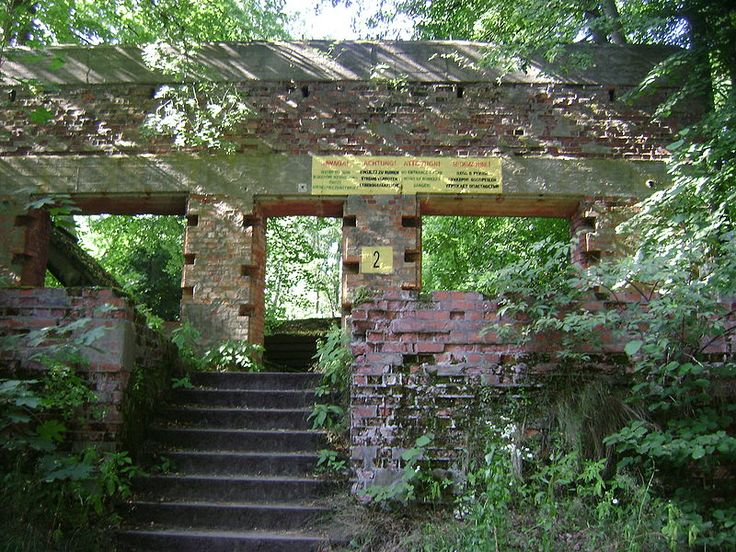 """""""Wolf's Lair"""" or Wolfsschanze, a large bunker complex near the East Prussian town of Rastenburg was Hitler's first WWII Eastern Front military headquarters (now Poland). He spent over 800 days here between June, 1941 and November 20, 1944. The assassination attempt on July 20, 1944, took place in the """"Lager barrack"""" located within the complex. Hitler gave the order to destroy the complex when the Red Army was approaching. It took until 1955 to clear the 54,000 landmines  surrounding the…"""