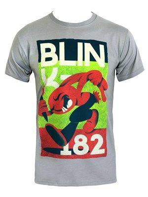 """T-shirt """"lapin vintage"""" Blink 182"""