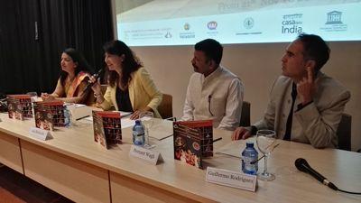 Valladolid, primera ciudada europea que acogerá la Olimpiada Cultural de Artes Escénicas y Música de la India http://www.revcyl.com/web/index.php/cultura-y-turismo/item/9739-valladolid-p