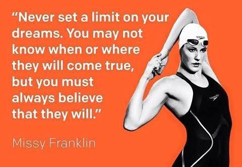 - Missy Franklin