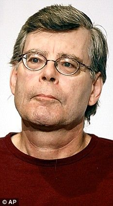 "Stephen King survived his drink and drug ordeal;  pinned by ""You Are Linked for Families of People Seeking Recovery from Substance Abuse"" cell phone / tablet app"