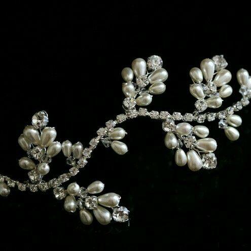 Perolas e cristais