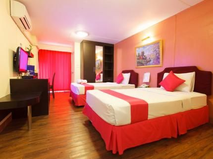 Cari hotel murah untuk liburan di Bangkok? Segera temukan dan booking disini http://www.nusatrip.com/id/hotel-di/asia/thailand/central/bangkok/  #nusatrip #travel #onlinetravel #tiketpesawat #hotel #tiketmurah #hotelmurah #tiketpromo #hotelpromo #promo #diskon #bestflightdeals #besthoteldeals #hoteldeals #flightdeals #holiday #vacation #destination #bangkok #chatuchak #grandpalace #thailand #asiatiquetheriverfront #hotelmurahBangkok #hotelbudgetBangkok