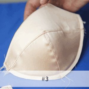 In this 3-part tutorial, I walked through making a bra with a foam cup lining. Many of these techniques can be used for adding foam to swimsuit cups, too! For more information on types of foam cup ...