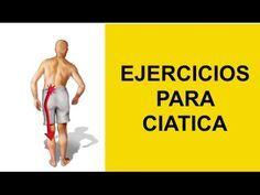 Ejercicio Para Hernia de Disco y Ciatica - Hernia Discal Lumbar y Nervio Ciatico - YouTube