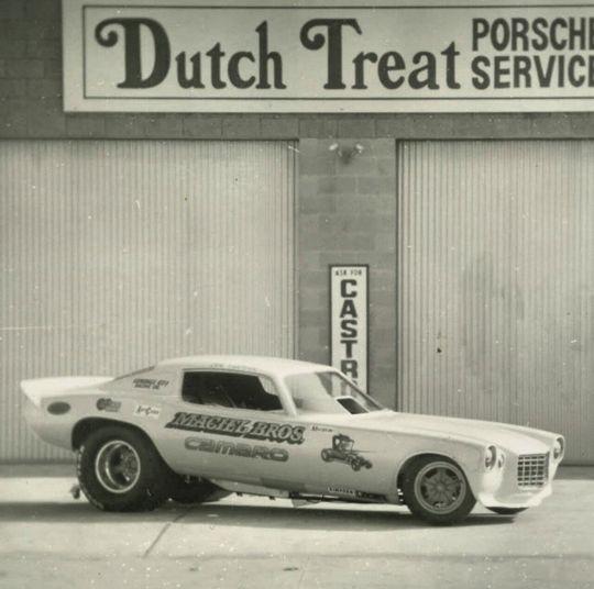 Funny Car Garage : Best camaro funny cars images on pinterest