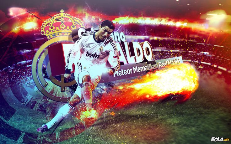 Cristiano Ronaldo Real Madrid Wallpaper HD 2013  2014