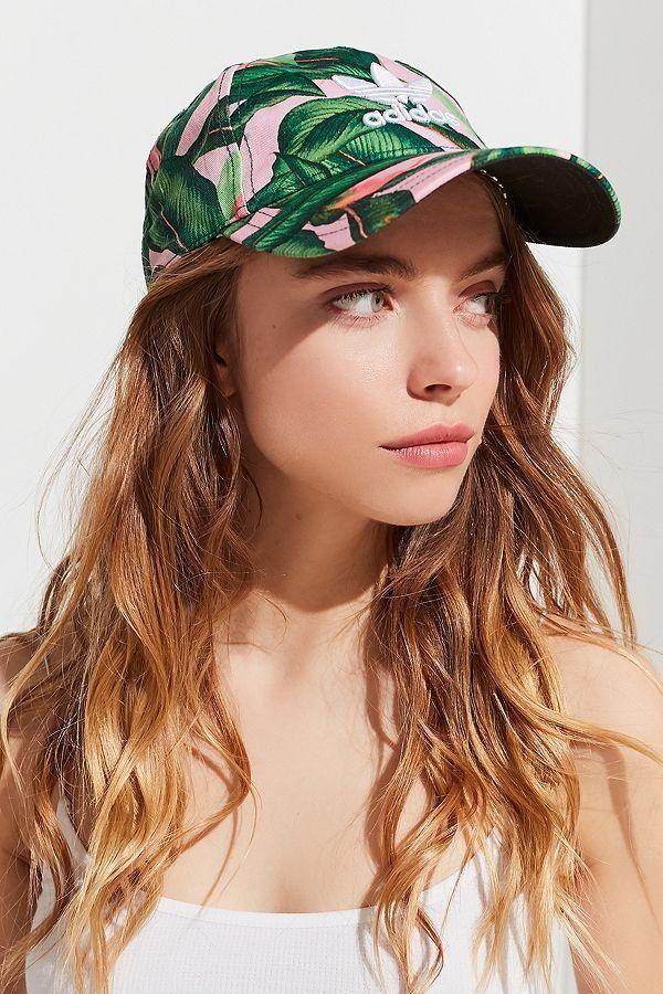 adidas Originals Tropical Baseball Hat  04fe0ec87f1