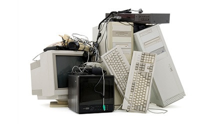 Utylizacja internetowych odpadów