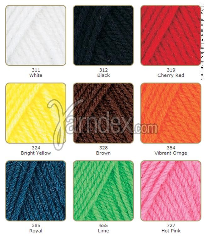 Knitting Yarn Gauge Chart : Best knitting yarn substituting gauge weights