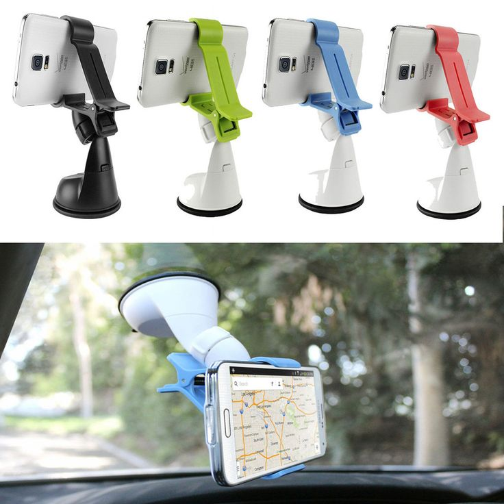 Universal Phone Mount for Car, Home or Office