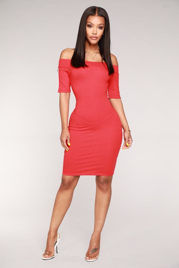 In Play Athletic Dress Red | Dresses, Fashion, Fashion dresses