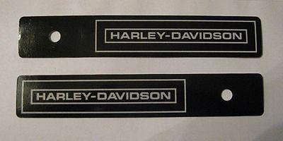 #harley Harley Davidson saddlebag lid reflectorized decals shovelhead 69-71 please retweet