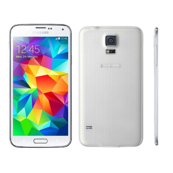 Samsung Galaxy S5 G900H 16GB Unlocked GSM Octa-Core Android Phone - Refurbished)