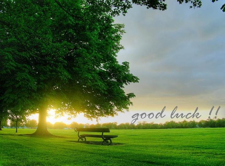 ~ Good Luck ~