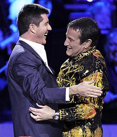 Simon n Robin Williams